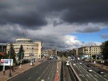 Moskovskiy Prospekt στην Άγιος-Πετρούπολη στοκ φωτογραφίες
