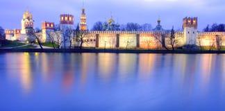 moskow noc Zdjęcia Royalty Free