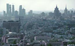 Moskvaöverkant royaltyfri bild