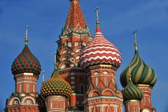Moskva Royaltyfri Fotografi