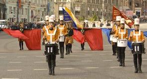 Moskva festival Fotografering för Bildbyråer
