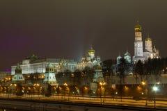 Moskva Kreml Royaltyfria Bilder