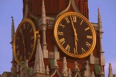 Moskva - Kreml Royaltyfri Fotografi