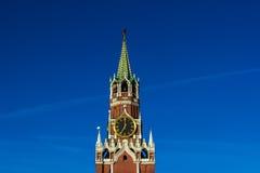 Moskva Ryssland, Kreml Arkivfoto