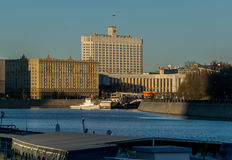 Moskvaarkitektur Arkivfoton