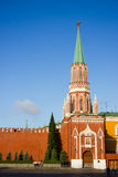 MoskvaKreml Royaltyfri Fotografi