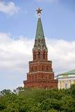 MoskvaKreml 7 arkivbild
