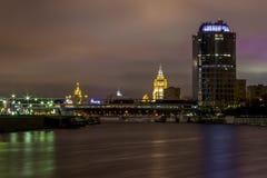 Moskvamorgon Arkivbild