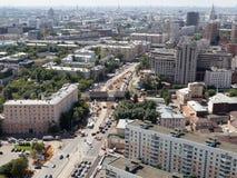 MoskvaSokolniki område Arkivbild
