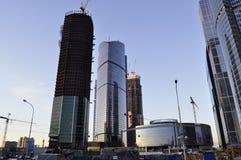 Moskvastad Arkivbild