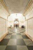 Moskvatunnelbana Royaltyfri Bild