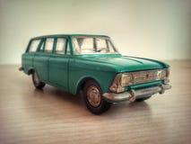 Moskvich 427汽车模型 免版税库存图片