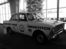 Moskvich-412 Στοκ φωτογραφίες με δικαίωμα ελεύθερης χρήσης