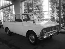 Moskvich cabriolet Royalty Free Stock Photography