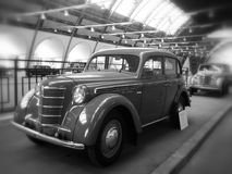 Moskvich-400 Stock Photography