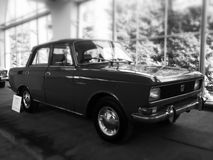 Moskvich 2140 Stock Photography
