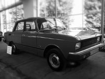 Moskvich-2140 Luxe Royalty-vrije Stock Foto's