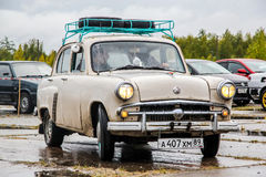 Moskvich 403 Royalty Free Stock Image