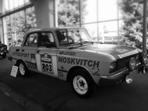 Moskvich-412 Stock Photos