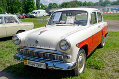 Moskvich 407 vintage car - Stock image Royalty Free Stock Images