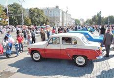 Moskvitch 407 Fotografía de archivo libre de regalías