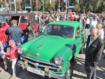 Moskvitch 402 Imagen de archivo