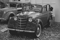 Moskvitch 400-420 photographie stock libre de droits