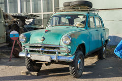 Moskvitch Stock Photos