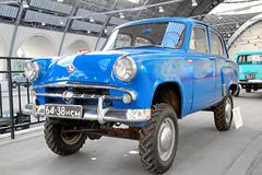 Moskvitch 410 Stock Photography