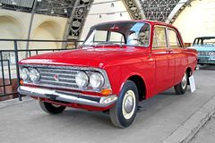 Moskvitch 408 Royalty Free Stock Images