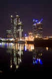 Moskwa Centrum Biznesu obrazy stock