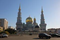 Moskwa katedry meczet Obrazy Stock