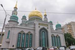 Moskwa katedry meczet Fotografia Stock