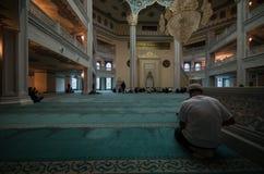 Moskwa katedry meczet Zdjęcia Royalty Free