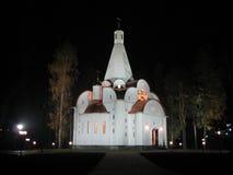 Moskwa kościół Zdjęcia Stock