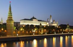 Moskwa Kremlin Zdjęcia Royalty Free