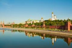 Moskwa, Kremlin fotografia royalty free