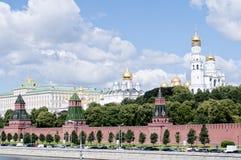 Moskwa Kremlin   Zdjęcie Stock