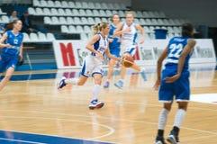 Dynamo obrońca Ilona Korstin (liczba 10) Zdjęcia Stock