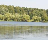 Moskwa, parkowy Pokrovskoye-Streshnevo-Glebovo Zdjęcia Stock