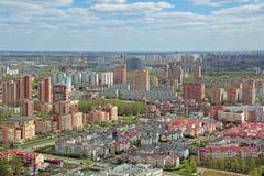 Moskwa pejzaż miejski Zdjęcia Stock