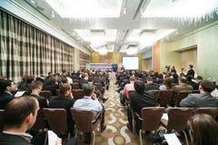 IX coroczna konferencja leasing w Swissotel zdjęcia stock