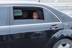 Moskwa Rosja, Listopad, - 24, 2015: Vladimir Putin Obraz Stock