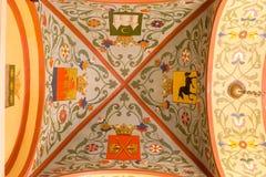 MOSKWA, ROSJA - stanu Dziejowy muzeum Zdjęcie Royalty Free