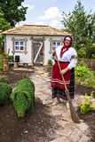 MOSKWA, RUSSIA-JULY 8 III Moskwa Międzynarodowy festiwal Gard Obrazy Royalty Free