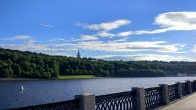Moskwa słoneczny dzień Obraz Stock
