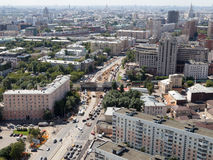 Moskwa Sokolniki okręg Fotografia Stock