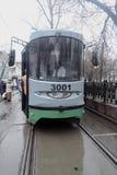 Moskwa Tramwajowy wakacje 2016 Obraz Royalty Free