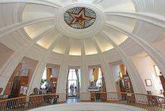 Moskwa uniwersytet inside, Moskwa Obraz Stock