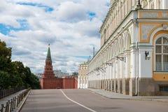 Moskwa, Uroczysty Kremlowski pałac obrazy royalty free